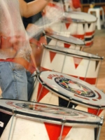 The sound of percussions - Batala Atenas