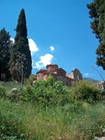 Mystras - Greece - UNESCO World Heritage Site