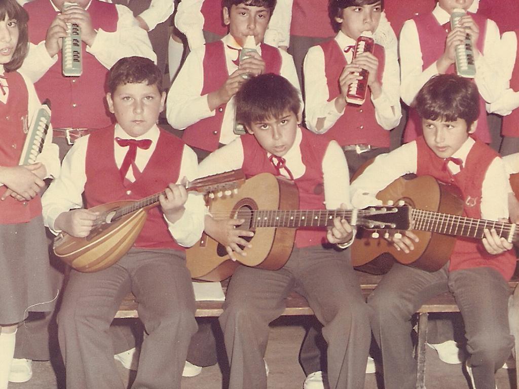 İlkokullar Arası Müzik Festivali (Yusuf Kaptan Sahası) (1978) 2