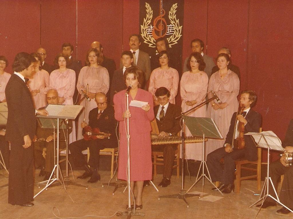 Kıbrıs Türk Musiki Cemiyeti (1980) 2