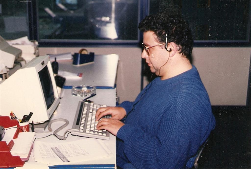 KIBRIS Gazetesi Magazin Bölümü(1999)