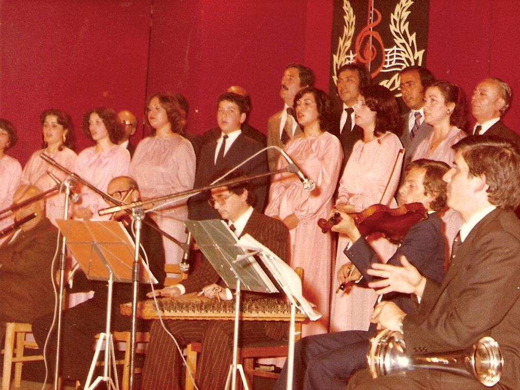 Kıbrıs Türk Musiki Cemiyeti (1980)