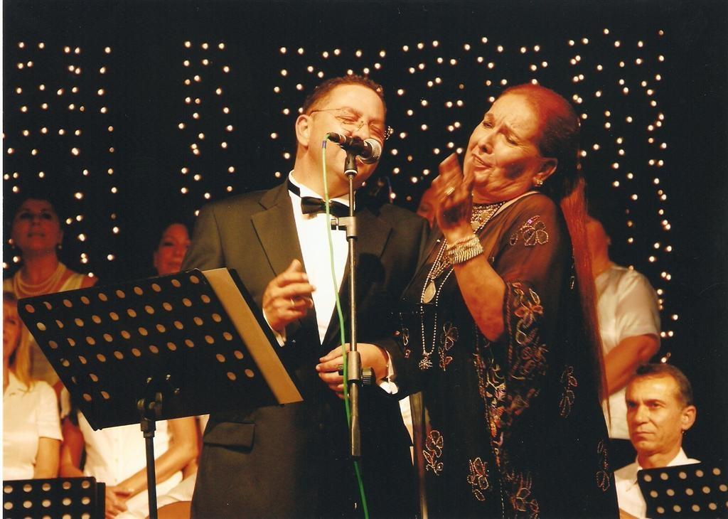 Kadın Besteciler Konserinde Mihriban Sayınla düet (2009)