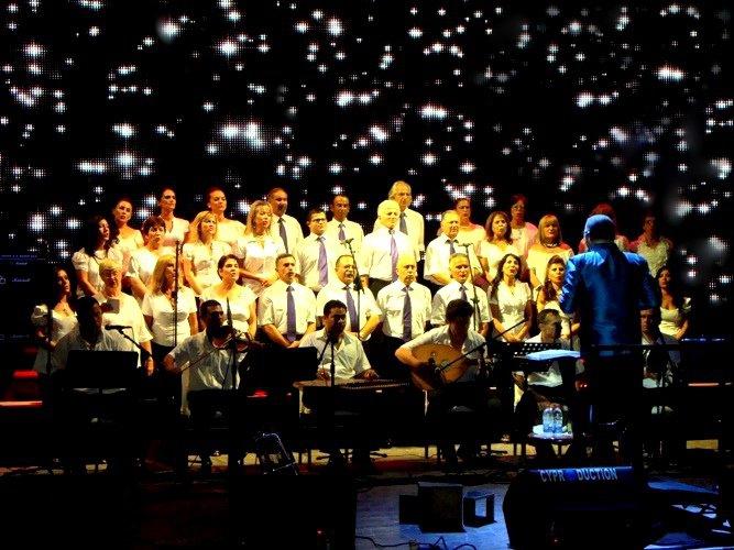 1\'nci Girne Festivali Girne Amfitiyatro 2011