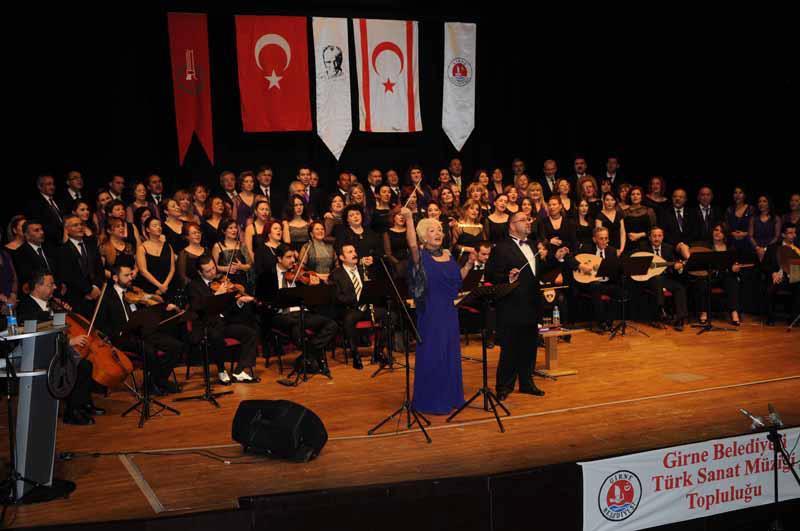 Karşıyaka Girne Kardeşlik Konseri 2012