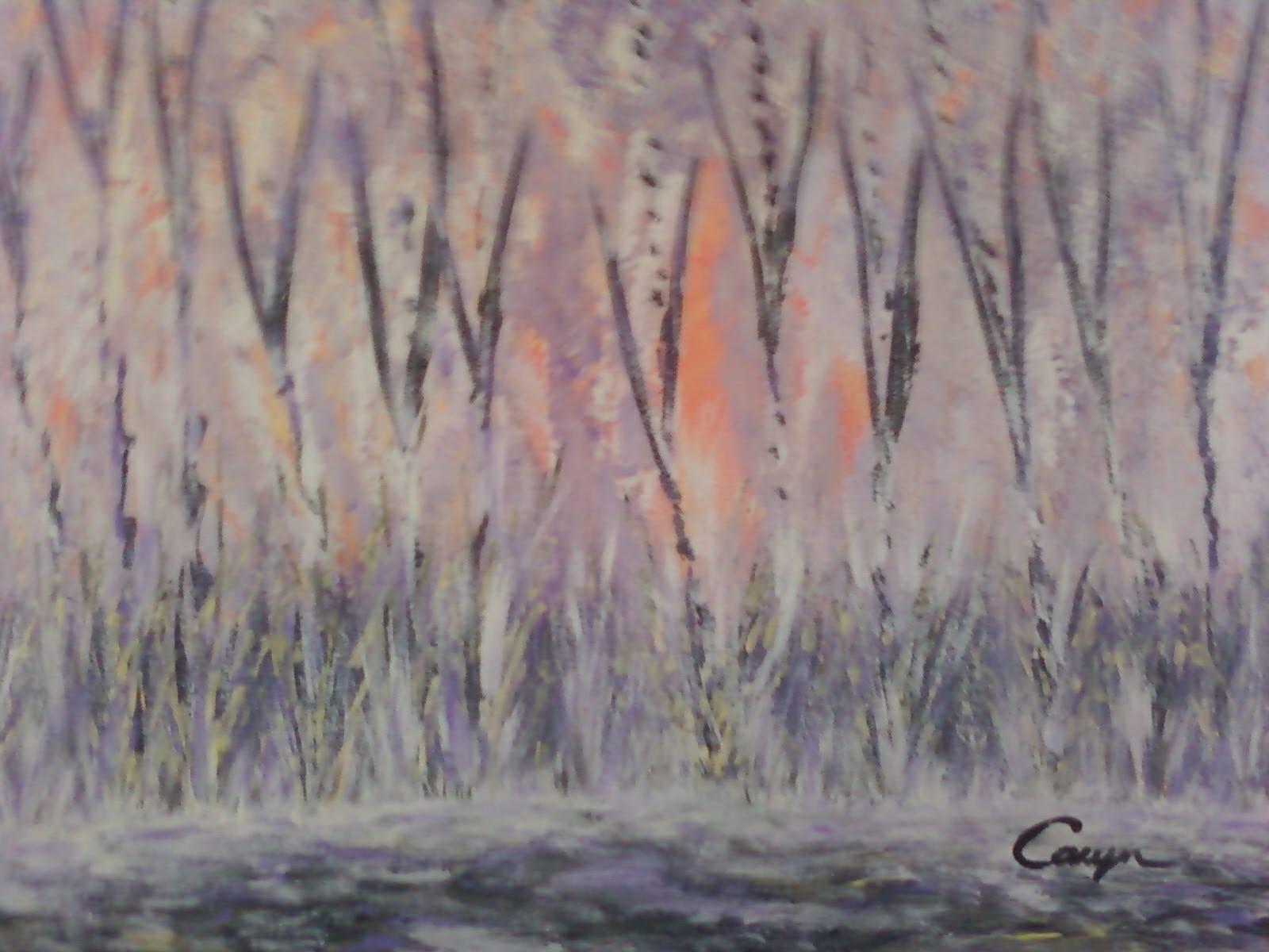 Marsh-Shine