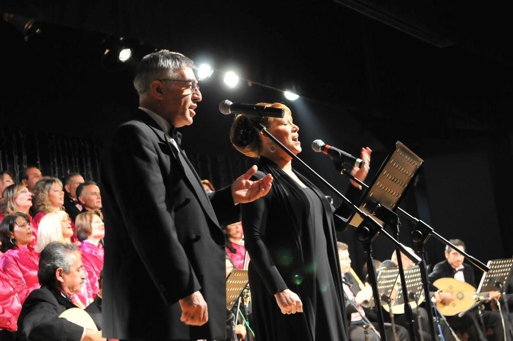 Avni Anılı Anma Konseri Nesrin & Çetin Körükçü (2009)