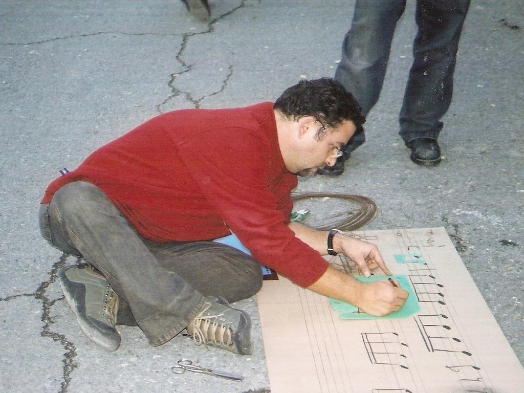 İki toplumlu Çizgi Dışı Etkinliği (Ledra Palaca) (2003)