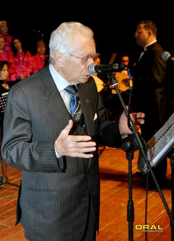 Avni Anıl  Anma Konseri   Alaeddin Yavaşça ile (2009)