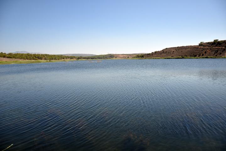Agia Eirini reservoir