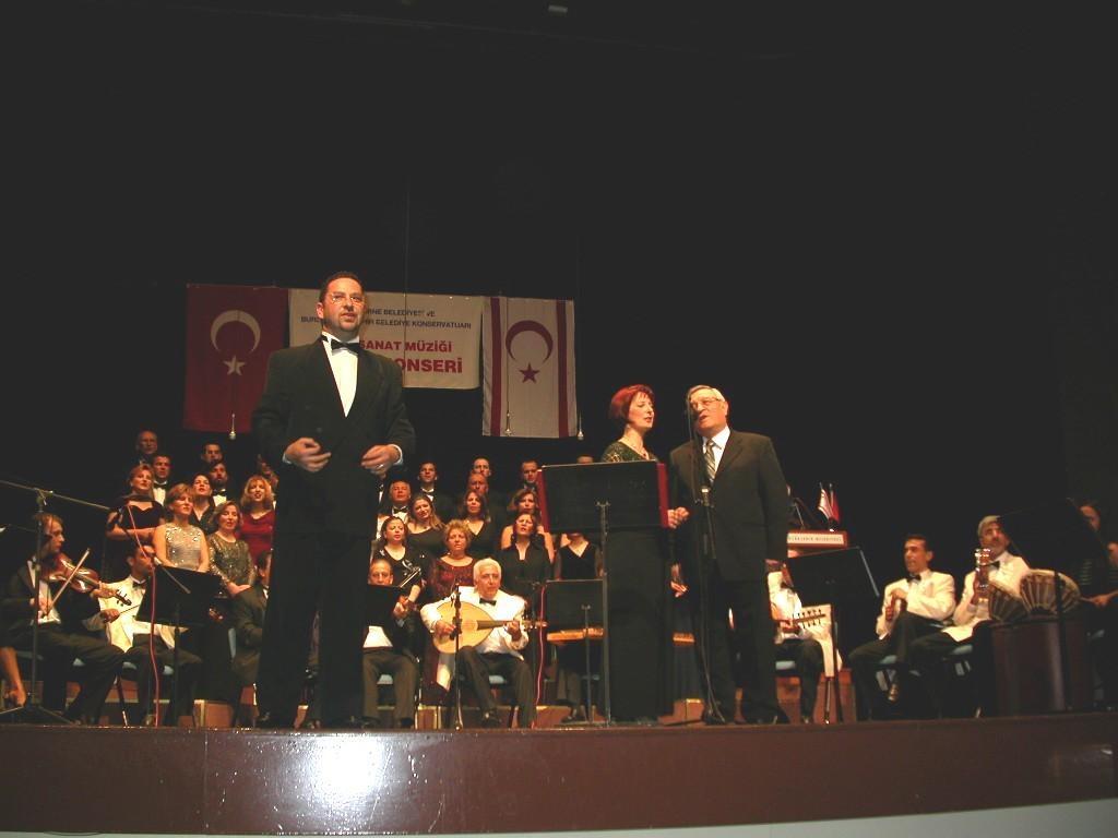 Bursa Konseri  Gültekin Çeki ile (2004)